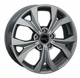 Автомобильный диск Литой LegeArtis H42 6,5x17 5/114,3 ET 50 DIA 64,1 GM