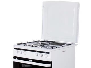 Комбинированная плита Hansa FCMW64040 белый