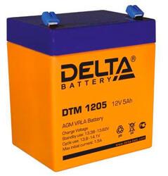 Аккумуляторная батарея для ИБП Delta DTM 1205