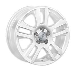 Автомобильный диск литой Replay SK2 6x15 5/112 ET 47 DIA 57,1 White