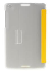 Чехол-книжка для планшета Lenovo Tab A8-50 A5500 желтый