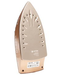 Утюг Vitek VT-1209 коричневый