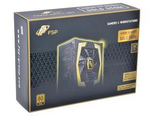 Блок питания FSP AURUM 550W [PT-550M]