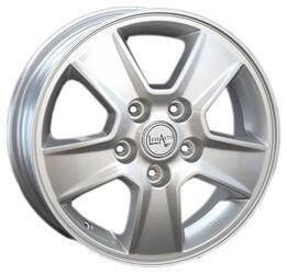 Автомобильный диск Литой LegeArtis Ki50 5,5x15 5/114,3 ET 47 DIA 67,1 Sil