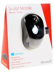 Мышь беспроводная Microsoft Sculpt Mobile