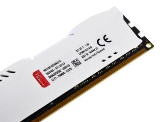 Оперативная память Kingston HyperX FURY White Series [HX318C10FWK2/16] 16 ГБ
