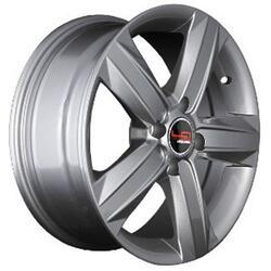 Автомобильный диск Литой LegeArtis RN105 6x15 4/100 ET 43 DIA 60,1 Sil
