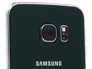 """5.1"""" Смартфон Samsung SM-G925 Galaxy S6 Edge 32 ГБ зеленый"""