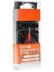 Наушники DNS E-270
