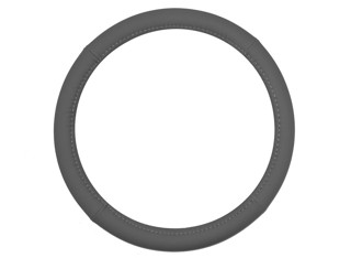 Оплетка на руль PSV SKIN серый