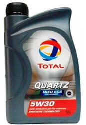 Моторное масло TOTAL QUARTZ INEO EC3 5W30 166254, минеральные базовые масла