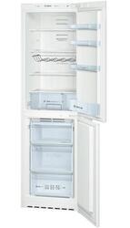 Холодильник с морозильником BOSCH KGN39VW11 белый
