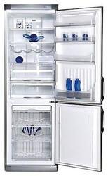 Холодильник с морозильником Ardo COF 2110 SAY серебристый