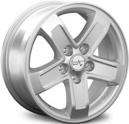 Автомобильный диск Литой LegeArtis NS92 6,5x16 5/114,3 ET 40 DIA 66,1 Sil