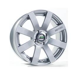 Автомобильный диск Литой Nitro Y823 6x14 4/98 ET 35 DIA 58,6 Sil