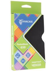 """6"""" Чехол-обложка Viva VPB-P6FL01-bl черный"""