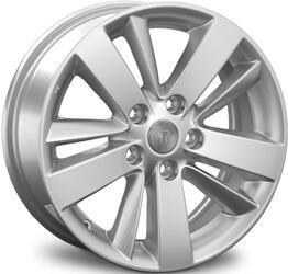 Автомобильный диск литой Replay RN132 6,5x16 5/114,3 ET 50 DIA 66,1 Sil