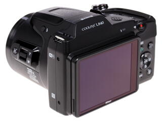 Компактная камера Nikon Coolpix L840 черный