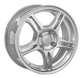 Автомобильный диск Литой LS ZT392 5x13 4/98 ET 35 DIA 58,6 Sil