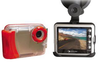 Автомобильный видеорегистратор Phantom VR108 WP