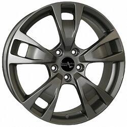 Автомобильный диск Литой LegeArtis H27 7,5x18 5/114,3 ET 55 DIA 64,1 GM