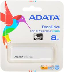 Память USB Flash AData UV110 8 Гб