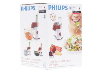 Мультирезка Philips HR1388/50 белый
