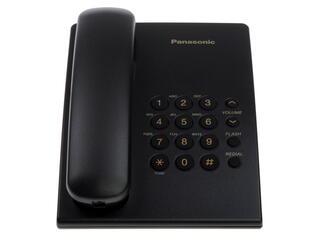 Телефон проводной Panasonic KX-TS2350RUB