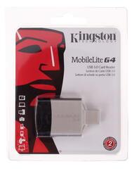 Карт-ридер Kingston MobileLiteG4