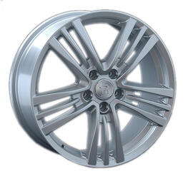 Автомобильный диск литой Replay FD85 7,5x18 5/114,3 ET 44 DIA 63,3 Sil