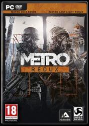 Игра для ПК Metro 2033: Redux