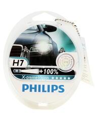 Галогеновая лампа Philips X-tremeVision