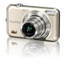 Цифровая камера FujiFilm FinePix JX280 Gold