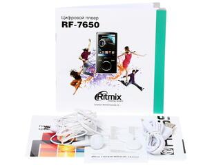 Мультимедиа плеер RITMIX RF-7650 белый