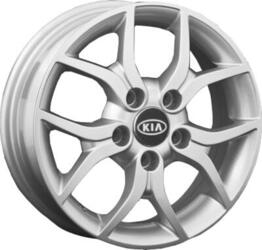 Автомобильный диск Литой Replay KI67 6x16 5/114,3 ET 51 DIA 67,1 Sil