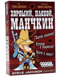 Игра настольная Манчкин: Хороший-Плохой