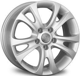 Автомобильный диск литой Replay SK42 6x15 5/112 ET 47 DIA 57,1 Sil