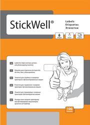Самоклеящаяся бумага Stickwell