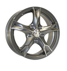 Автомобильный диск Литой LS 112 6x15 4/100 ET 43 DIA 73,1 GM