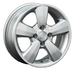 Автомобильный диск Литой Replay RN106 5,5x14 4/100 ET 43 DIA 60,1 Sil