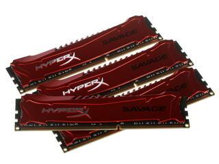 Оперативная память Kingston HyperX Savage [HX318C9SRK4/32] 32 Гб