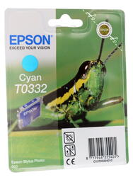 Картридж струйный Epson T0332
