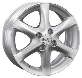 Автомобильный диск Литой LegeArtis HND86 6x15 4/100 ET 48 DIA 54,1 Sil