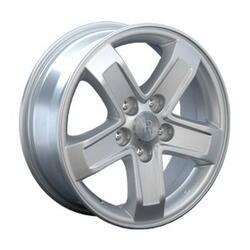 Автомобильный диск литой Replay HND42 6,5x16 5/114,3 ET 41 DIA 67,1 Sil