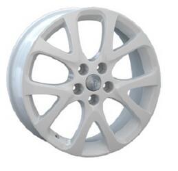 Автомобильный диск литой Replay MZ28 7,5x18 5/114,3 ET 60 DIA 67,1 White