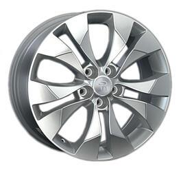 Автомобильный диск литой Replay H39 7x18 5/114,3 ET 50 DIA 64,1 Sil