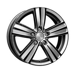 Автомобильный диск литой K&K да Винчи 6,5x15 5/139,7 ET 40 DIA 98 Бинарио