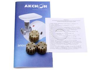 Мясорубка Аксион М 31.01 белый