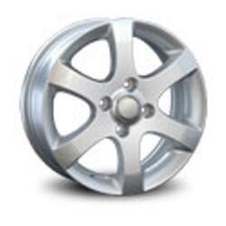 Автомобильный диск Литой LegeArtis GM33 6x16 4/114,3 ET 49 DIA 56,6 Sil