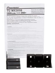 Автосабвуфер пассивный Pioneer TS-WX305B